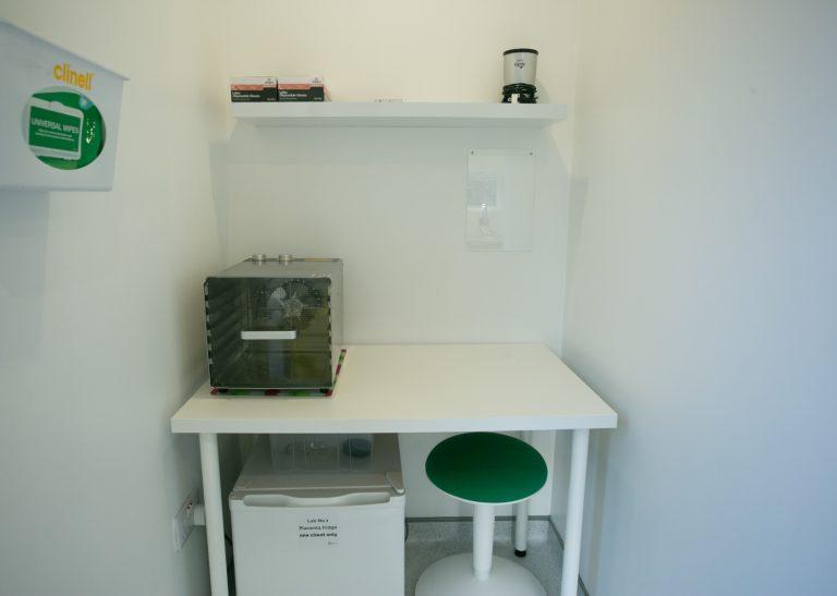 Placenta Encapsulation Lab Unit